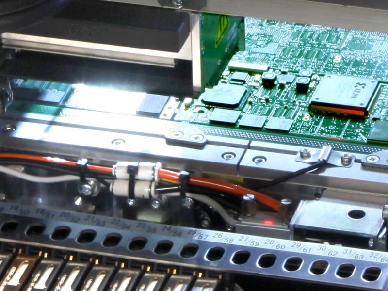 Interconics PCB assembly