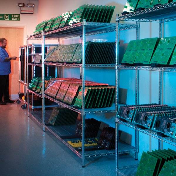 Interconics PCB Manufacturing