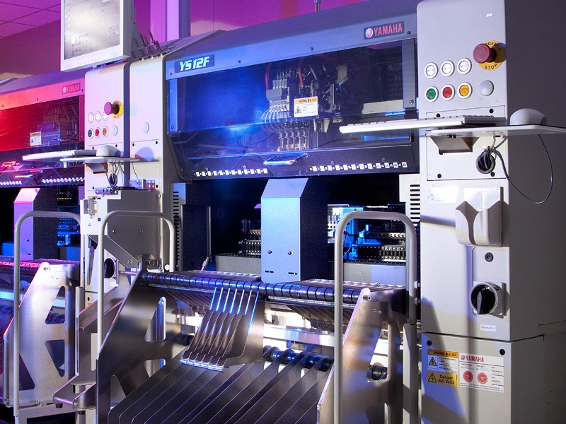 PCB Production Our class leading production solutions provide added value compared to conventional electronics manufacturing services.
