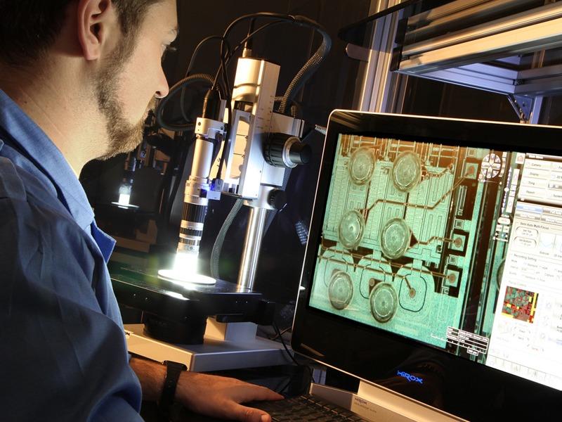 Interconics Inspection Microscopes
