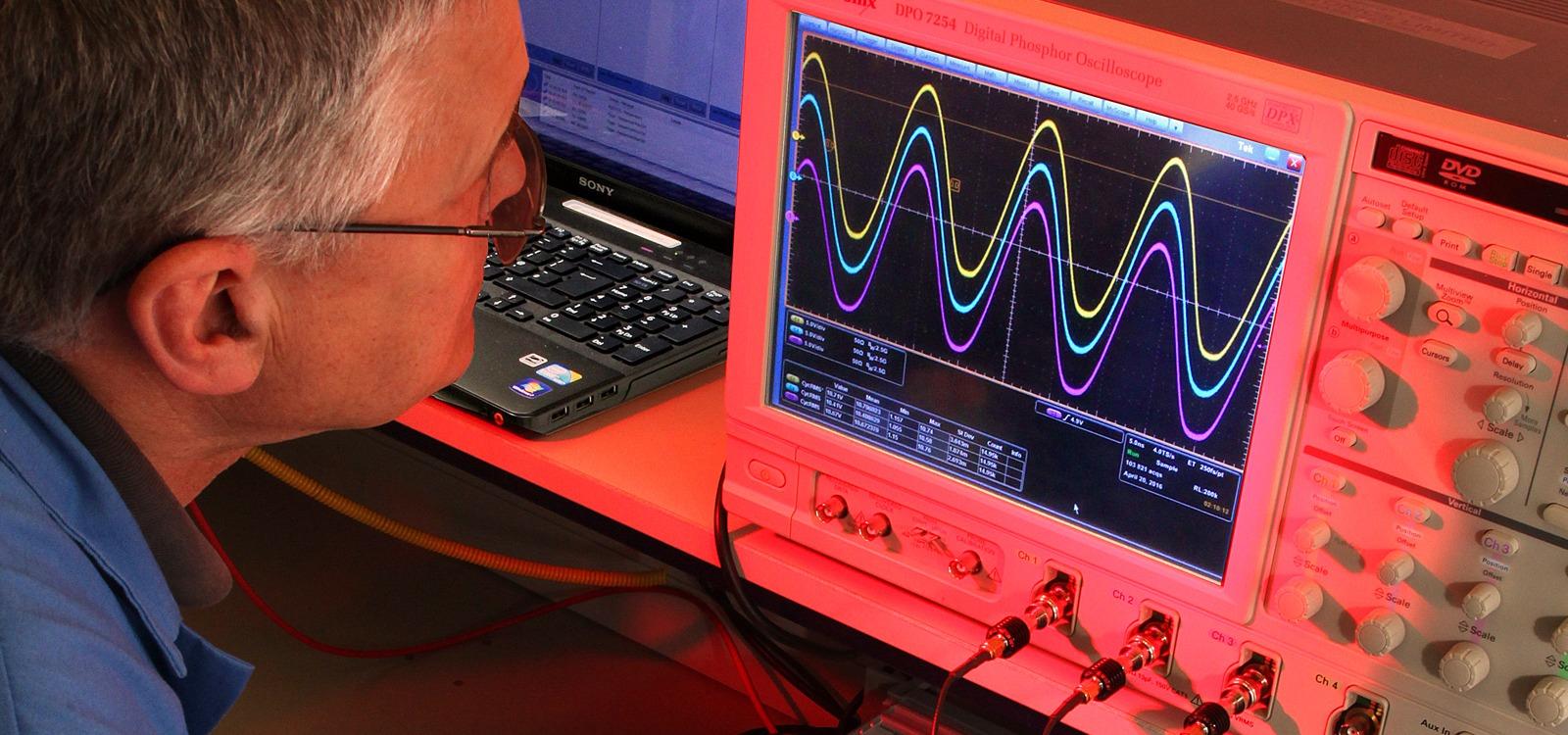 Interconics PCB Test and Analysis