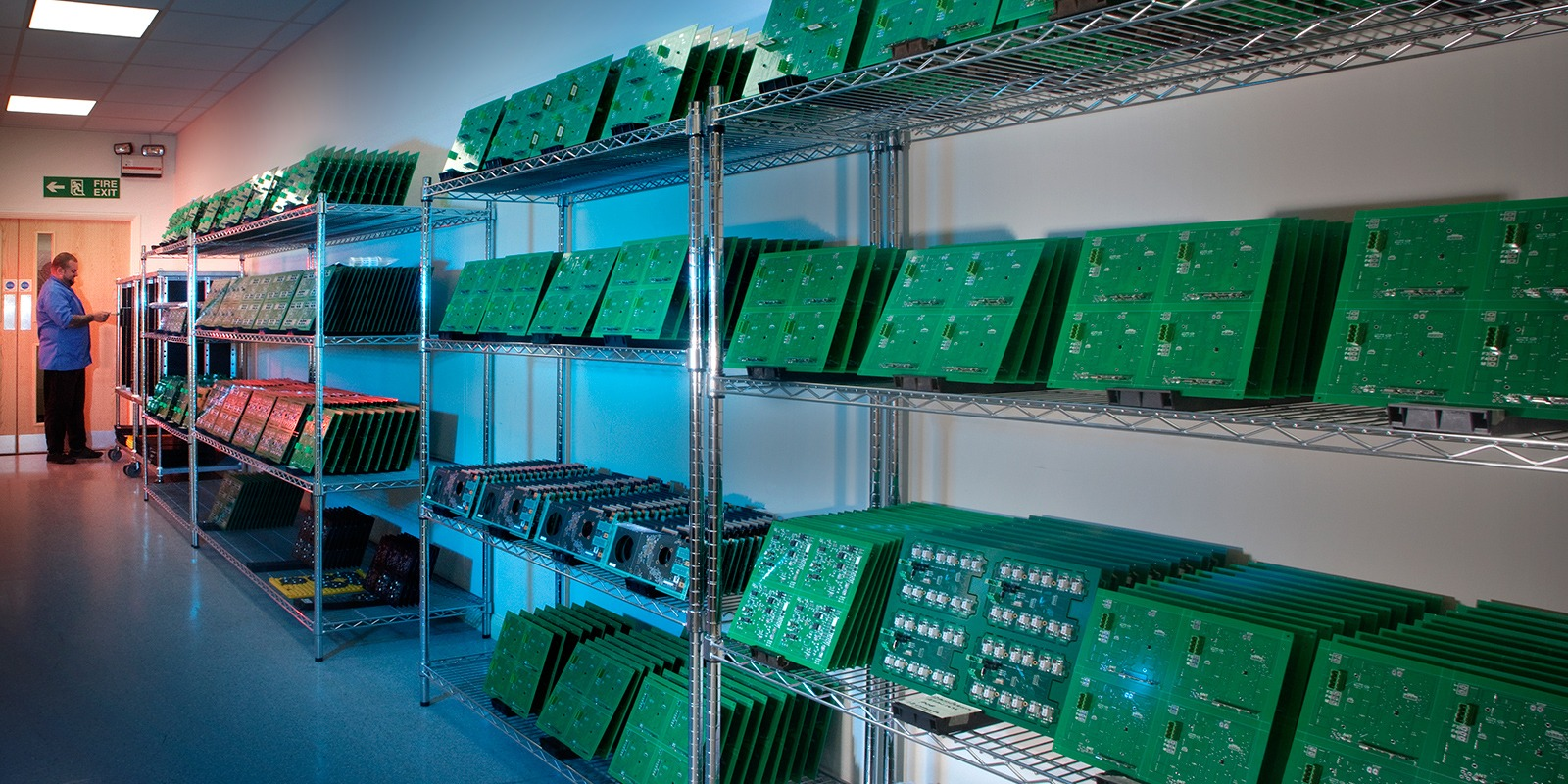 Interconics PCB Manufacturing