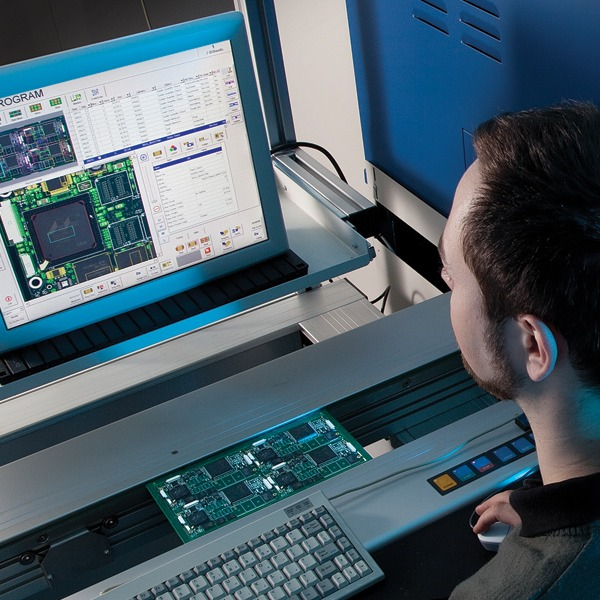 Interconics Automated Optical Inspection