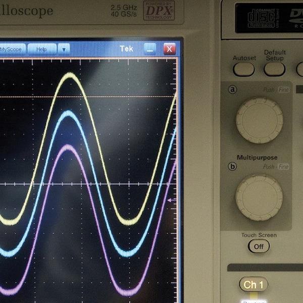 Interconics PCB in circuit testing