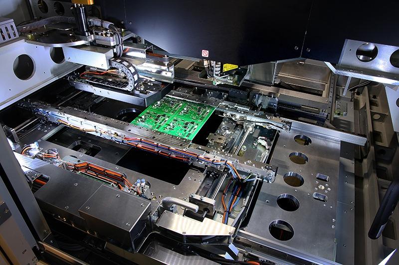 Yamaha Automated Optical Inspection systems