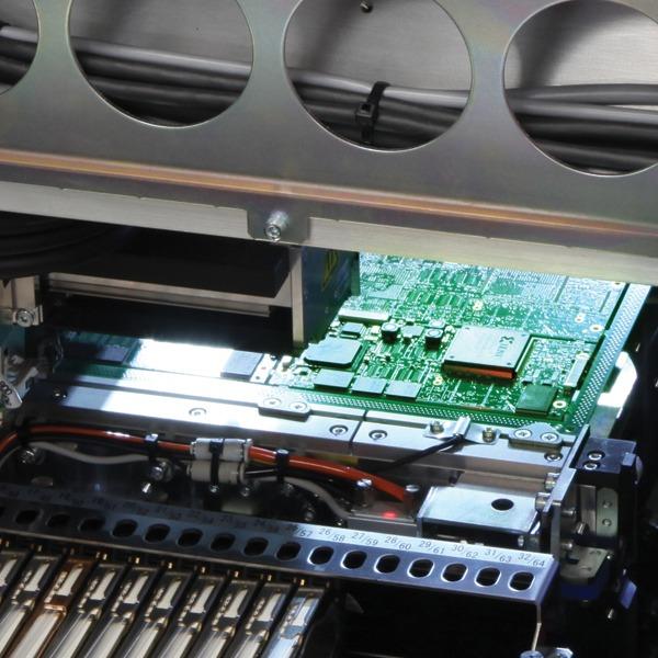 Interconics Technical Capabilities